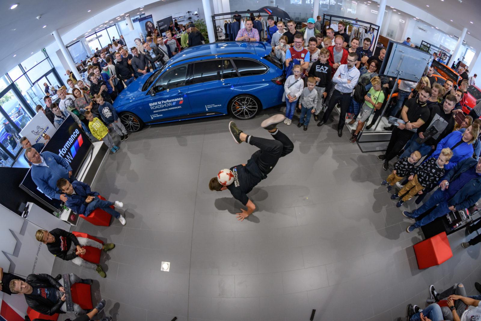 BMW Roadshow - LukiPoland